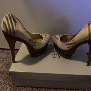 Jessica Simpson Shoes - Jessica Simpson Platform heels